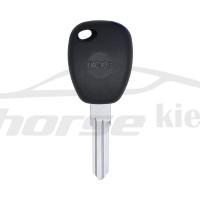Заготовка ключа под чип DAC-4D.P / HU136TE