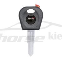 Заготовка ключа под чип DAE-3D.P1 / DWO4RTE