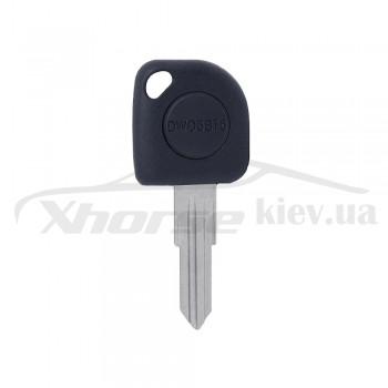 Заготівка ключа під чіп DAE-6.P / DWO6BT5