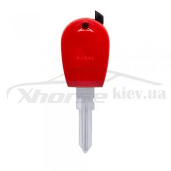Заготовка ключа под чип FI-13.P3 / GT15RT2