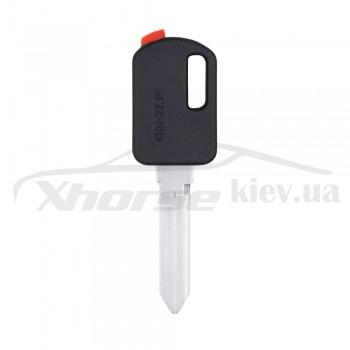 Заготовка ключа под чип GM-27 / B97