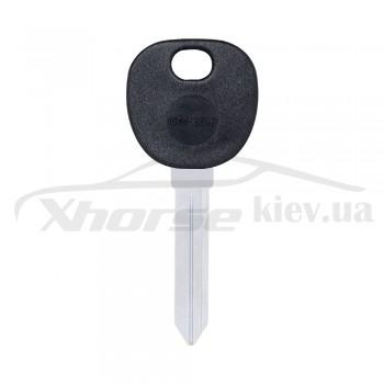 Заготовка ключа под чип GM-28.P / B99-PT5