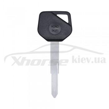 Заготовка ключа под чип HOND-54.P1 / HON72P