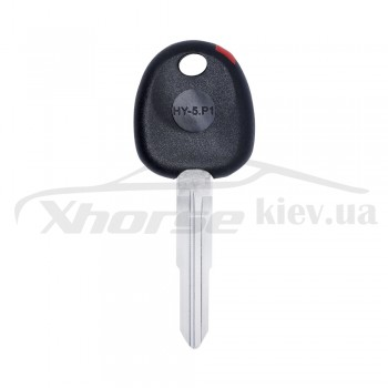 Заготовка ключа под чип HY-5.P1 / HYN10TE