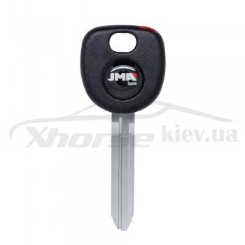 Заготовка ключа под чип ISU-3D.P2 / TOY43RATE