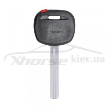 Заготовка ключа под чип MAZ-12.P1 / MIT14BT14