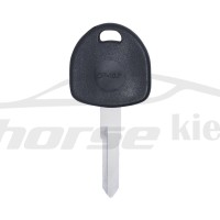 Заготовка ключа под чип OP-10.P / HU87RTE