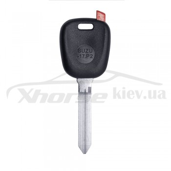 Заготовка ключа под чип SUZU-17.P2 / SZ18TE
