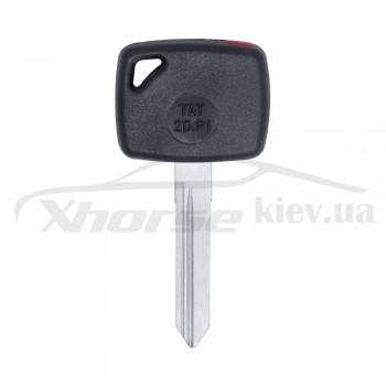 Заготовка ключа под чип TAT-2D.P1 / TAT3RP