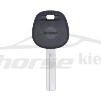 Заготовка ключа под чип TOYO-30.P / TOY48BTE