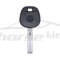 Заготовка ключа под чип TOYO-36.P / TOY49TE