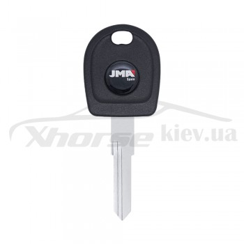 Заготовка ключа под чип VO-2D.P / HU49RTE