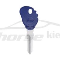 Заготовка ключа под чип ZA-11.P / ZD24RTE