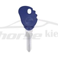 Заготовка ключа под чип ZA-9.P / ZD23RT5