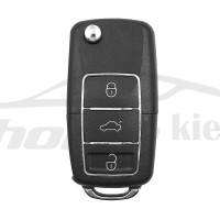 Ключ универсальный выкидной KD B01-3 Luxury 3 but Keydiy