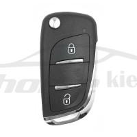 Ключ универсальный выкидной KD B11-2 2 but Keydiy