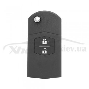 Ключ универсальный выкидной KD B14-2 2 but Keydiy