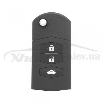 Ключ универсальный выкидной KD B14-3 3 but Keydiy