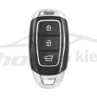 Ключ универсальный выкидной Smart  KD ZB28-3 3 but Keydiy