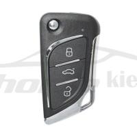 Ключ универсальный выкидной KD B30-3 3 but Keydiy