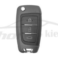 Ключ универсальный выкидной KD NB25 3 but Keydiy