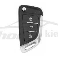 Ключ универсальный выкидной KD NB29 3 but Keydiy