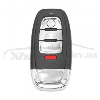 Ключ универсальный Smart KD ZB01 3 but+PANIC Keydiy