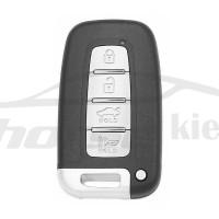 Ключ универсальный выкидной Smart KD ZB04-4 4 but Keydiy
