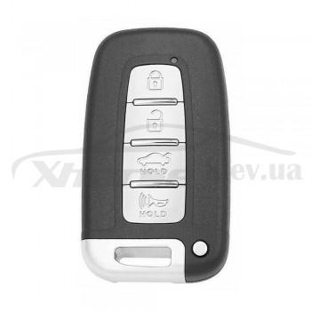 Ключ универсальный Smart KD ZB04-4 3 but +Panic Keydiy