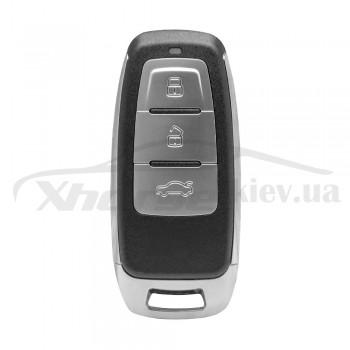 Ключ универсальный Smart KD ZB08-3 3 but Keydiy