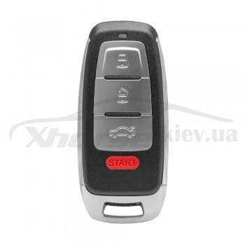 Ключ универсальный Smart KD ZB08-4 3 but+PANIC Keydiy