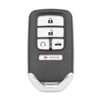 Ключ универсальный Smart KD ZB10-5 4 but+PANIC Keydiy