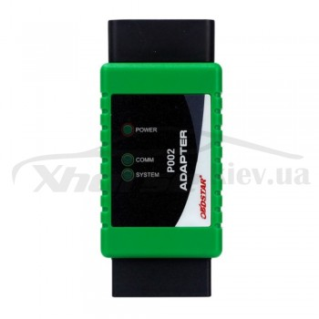 Адаптер OBDSTAR P002 (без TOYOTA 8A Cable, Ford All Key Lost Cable, Bosch ECU Flash Cable)