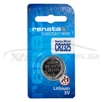 БАТАРЕЙКА CR2325 RENATA BATTERIES