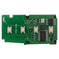 Эмулятор смартключей FT01-0020B 312.09/314.35 МГц Toyota 8A Smart Key Lonsdor