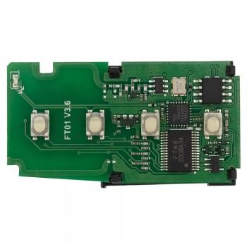 Емулятор смартключів FT01-0020B 312.09/314.35 МГц Toyota 8A Lonsdor