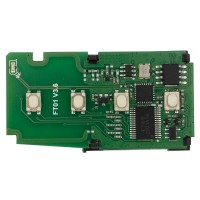 Эмулятор смартключей FT01-2110C для Toyota 433.57/434.410 МГц Toyota 8A Smart Key Lonsdor
