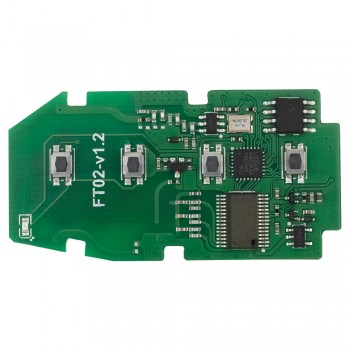 Эмулятор смартключей FT02-0410B для Toyota 312.09/314.35 МГц Toyota 8A Smart Key Lonsdor