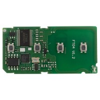 Эмулятор смартключей FT04-0010D для Lexus IS 433,92 МГц Toyota 8A Smart Key Lonsdor