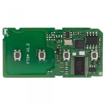 Эмулятор смартключей FT04-0101D для Lexus 433,92 МГц Toyota 8A Smart Key Lonsdor