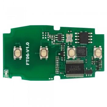 Эмулятор смартключей FT06-7000D для Subaru 433,92 МГц Subaru 8A PCB Smart Key Lonsdor