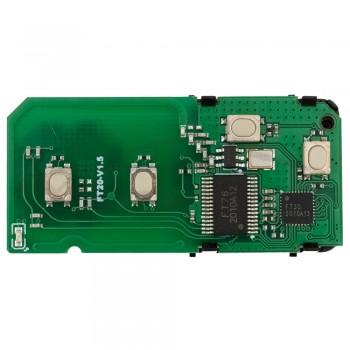 Эмулятор смартключей FT20-3370B 314,35 МГц ASK Toyota 4D Smart Key Lonsdor