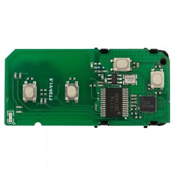 Эмулятор смарт ключей FT20-F433D для Toyota 433.92 МГц FSK Toyota 4D Smart Key Lonsdor