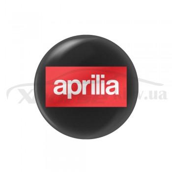 Стикер (наклейка) 14 мм  Aprilia для ключа мотоцикла