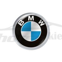 Стикер (наклейка) 10 мм  BMW для автомобильного ключа