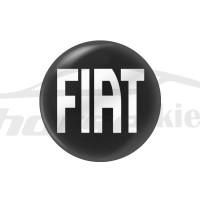 Стикер (наклейка) 14 мм Fiat для автомобильного ключа