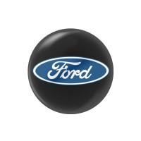 Стікер (наліпка) 14 мм  Ford для автомобільного ключа