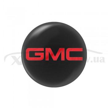 Стикер (наклейка) 13 мм Gmc для автомобильного ключа