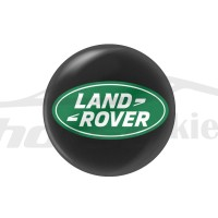Стикер (наклейка) 14 мм Land Rover для автомобильного ключа