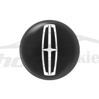 Стикер (наклейка) 14 мм Lincoln для автомобильного ключа